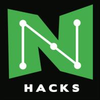 nHacks logo